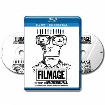 "Descendents ""Filmage"" DVD + Blu Ray"