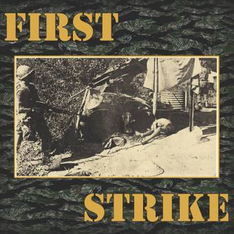 "First Strike ""same"" EP 12"" (lim. 100, black)"