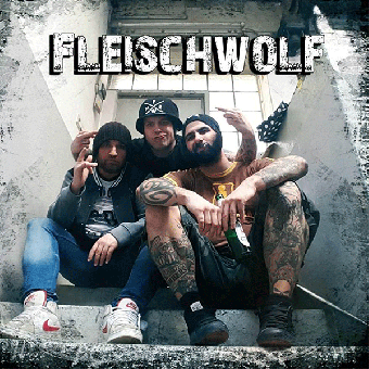 """Fleischwolf """"same"""" LP (lim. 300, black)"""