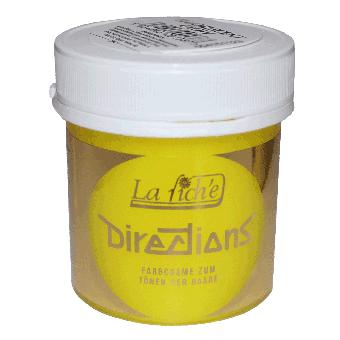 Haarfarbe (Fluo Glow Gelb) (Directions) (89 ml)