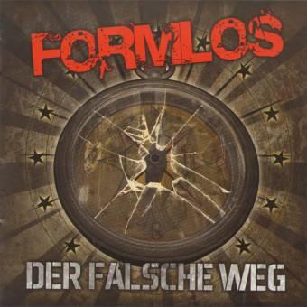 """Formlos """"Der falsche Weg"""" CD"""