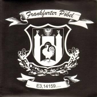 "split Bockwurschtbude / Telekoma / Paranoia / Frankfurter Pöbel EP 7"""