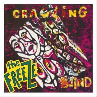 "Freeze ""Crawling Blind"" LP (lim. 200, green/black)"
