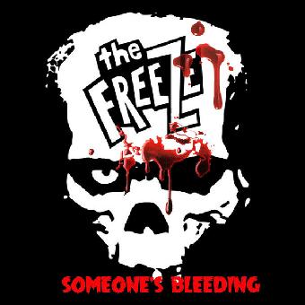 "Freeze, The ""Someone`s Bleeding"" EP 7"" (lim. 300, black)"
