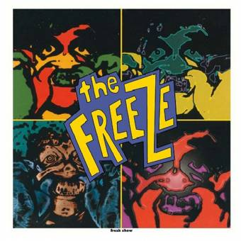 "Freeze ""Freak Show"" LP (lim. 200, red)"