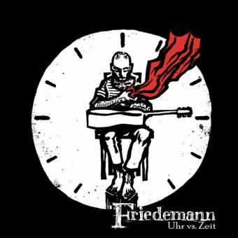 """Friedemann """"Uhr vs. Zeit"""" CD (DigiPac)"""
