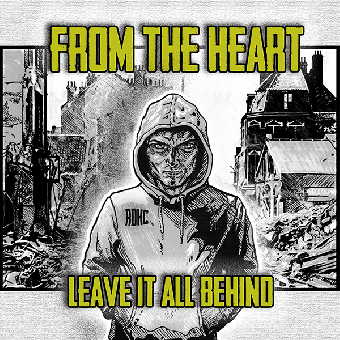 "From the heart ""Leave it all behind"" CD"