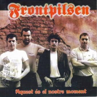 """Frontpilsen """"Aquest és el nostre moment"""" EP 7"""""""