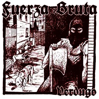 """Fuerza Bruta """"Verdugo"""" LP (lim. 500, bronze)"""