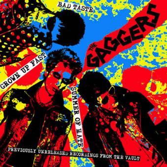 "Gaggers, The ""Bad Taste"" EP 7"""