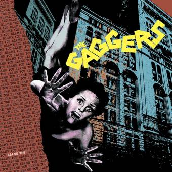 "Gaggers, The ""Blame you"" LP (lim. 100, black)"