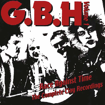 "G.B.H. ""Race Against Time Vol. 1"" Deluxe DoLP (lim. 500, red)"