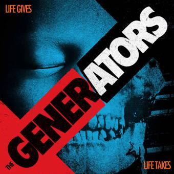"Generators, The ""Life gives... life takes"" CD (Pappschuber)"