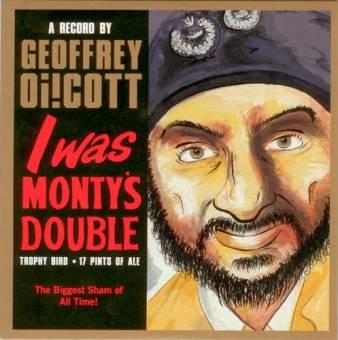 "Geoffrey Oi!Cott ""I Was Monty`s Double"" EP 7"""