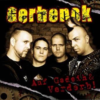 """Gerbenok """"Auf Gedeih und Verderb"""" CD"""