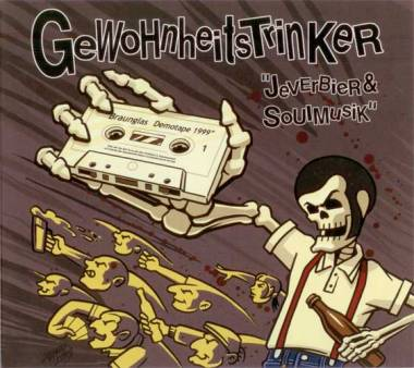 Gewohnheitstrinker - Jeverbier & Soulmusik LP