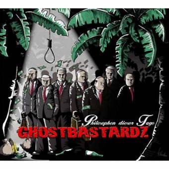 """Ghostbastardz """"Philosophen dieser Tage"""" CD (DigiPac)"""
