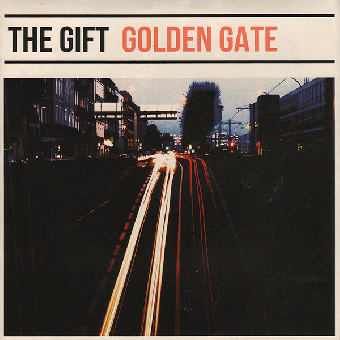 "Gift, The ""Golden Gate"" EP 7"" (lim. 300, black)"