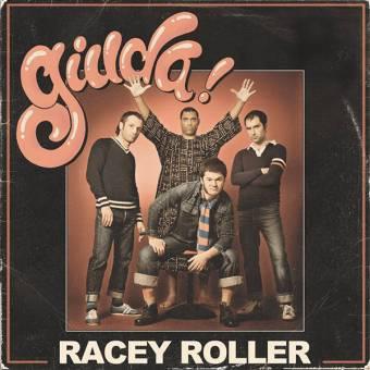 """Giuda """"Racey Roller"""" CD"""