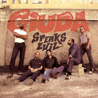 """Giuda """"Speaks Evil"""" CD"""
