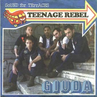 """Giuda """"Teenage Rebel"""" EP 7"""""""