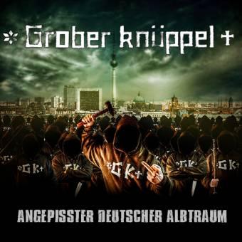 """Grober Knüppel """"Angepisster deutscher Albtraum"""" DoLP (lim. 250, white Vinyl)"""