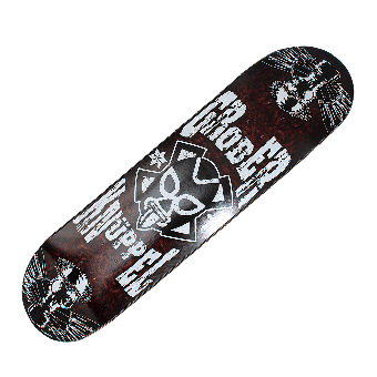 "Grober Knüppel ""Classic Line"" Skateboard Deck"