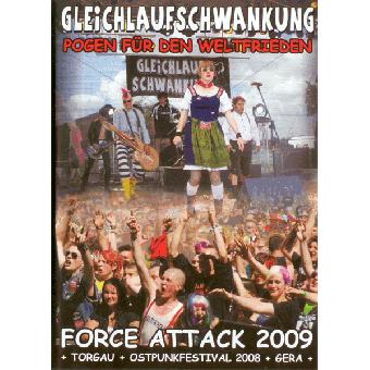 """Gleichlaufschwankung """"Pogen für den Weltfrieden"""" DVD"""