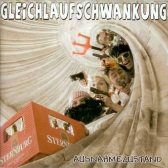 """Gleichlaufschwankung """"Ausnahmezustand"""" LP"""
