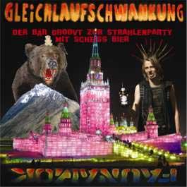 "Gleichlaufschwankung feat. Faunamok ""Der Bär..."" CD"