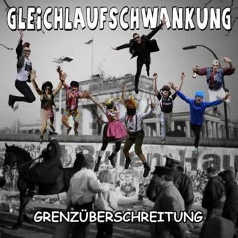 """Gleichlaufschwankung """"Grenzüberschreitung"""" CD+Poster"""