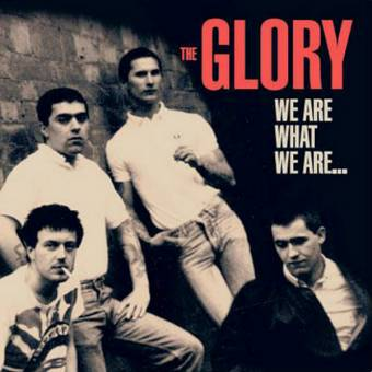 "Glory, The ""We are what we are"" LP (lim. 150, blue)"