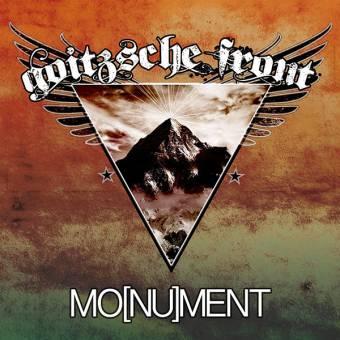 "Goitzsche Front ""MO[NU]MENT"" CD"