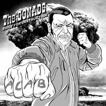 """Gonads,The """"Built for Destruction"""" LP"""