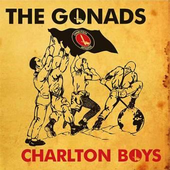 "Gonads,The ""Charlton Boys"" EP 7"""