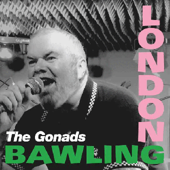 "Gonads, The ""London Bawling"" CD"