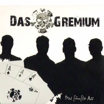 "Gremium, Das ""Das fünfte Ass"" CD (DigiPac)"