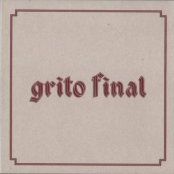 """Grito Final """"Ser Soldado"""" EP 7"""" (lim. 150 / Ed. 2014)"""