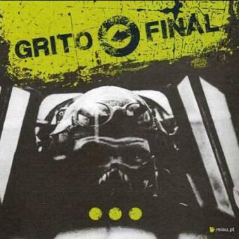 """Grito Final """"Ser Soldado"""" EP 7"""" (lim. 170 / Ed. 2012)"""