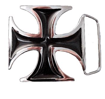 Iron Cross - Gürtelschnalle / Belt Buckle