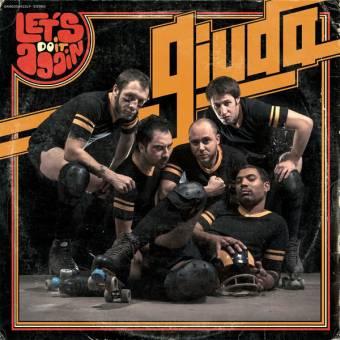 """Giuda """"Let`s Do It Again"""" CD"""