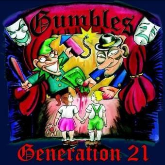 "Gumbles ""Generation 21"" CD (DigiPac)"