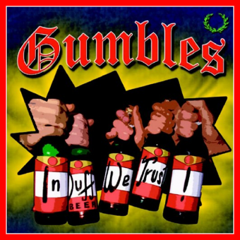 "Gumbles ""In Duff we trust"" LP (lim. 300, black)"