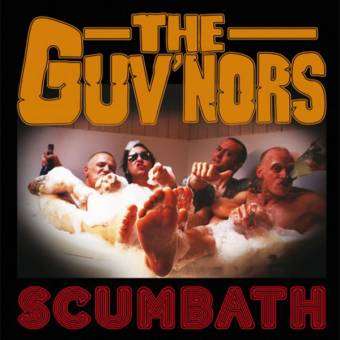"Guv`nors,The ""Scumbath"" EP 7"" (lim. 100 red) + download"
