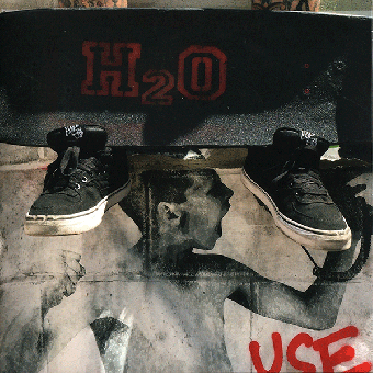 """H2O """"Skate!"""" (lim. 75, white)"""