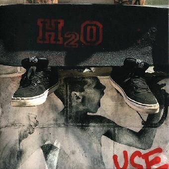 "H2O ""Skate!"" EP 7"" (lim. 75, white + MP3)"