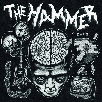 "Hammer, The ""Vermin"" EP 7"" (lim. 548, black)"