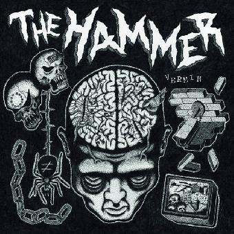 "Hammer, The ""Vermin"" EP 7"" (lim. 548, black)"