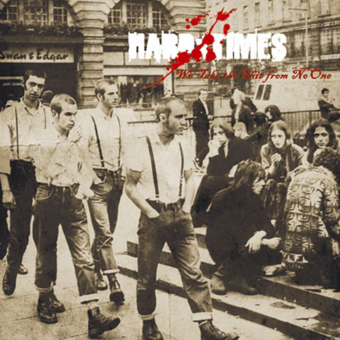 Hard Times - We take shit from no one CD+DVD