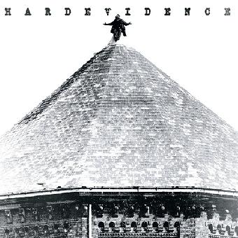 "Hard Evidence ""same"" LP (lim. 250, white)"